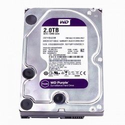 HD Sata  2 TB WD PURPLE
