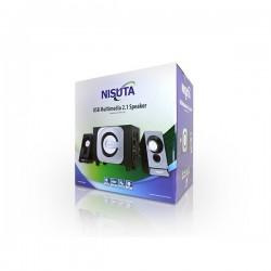 Parlante USB 2.1 13W NSPAU1321
