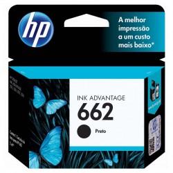 HP 662 Negro 2 ML