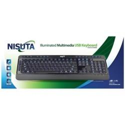 Teclado USB NSKB29L...