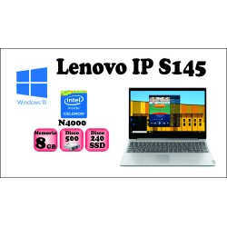 Notebook Lenovo IP S145...