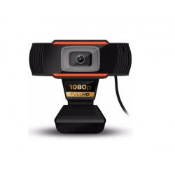 WebCam HDC HW80S Full HD 1080P