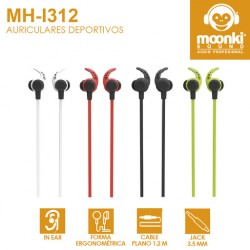 Auricular In Ear Moonki...