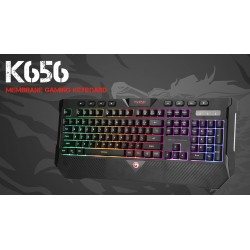 Teclado Gaming marvo K656...