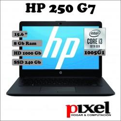 Notebook HP 250 G7 I3-1005G1