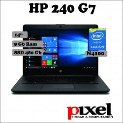 Notebook HP 240 G7 Dual...
