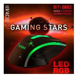 Mouse Gaming Led ST 360