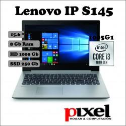 Notebook Lenovo IP S145...