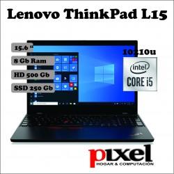 Notebook ThinkPad L15 Ci5 15.6
