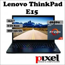 Notebook ThinkPad E15...