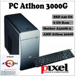 PC CX AMD Atlhon 3000G